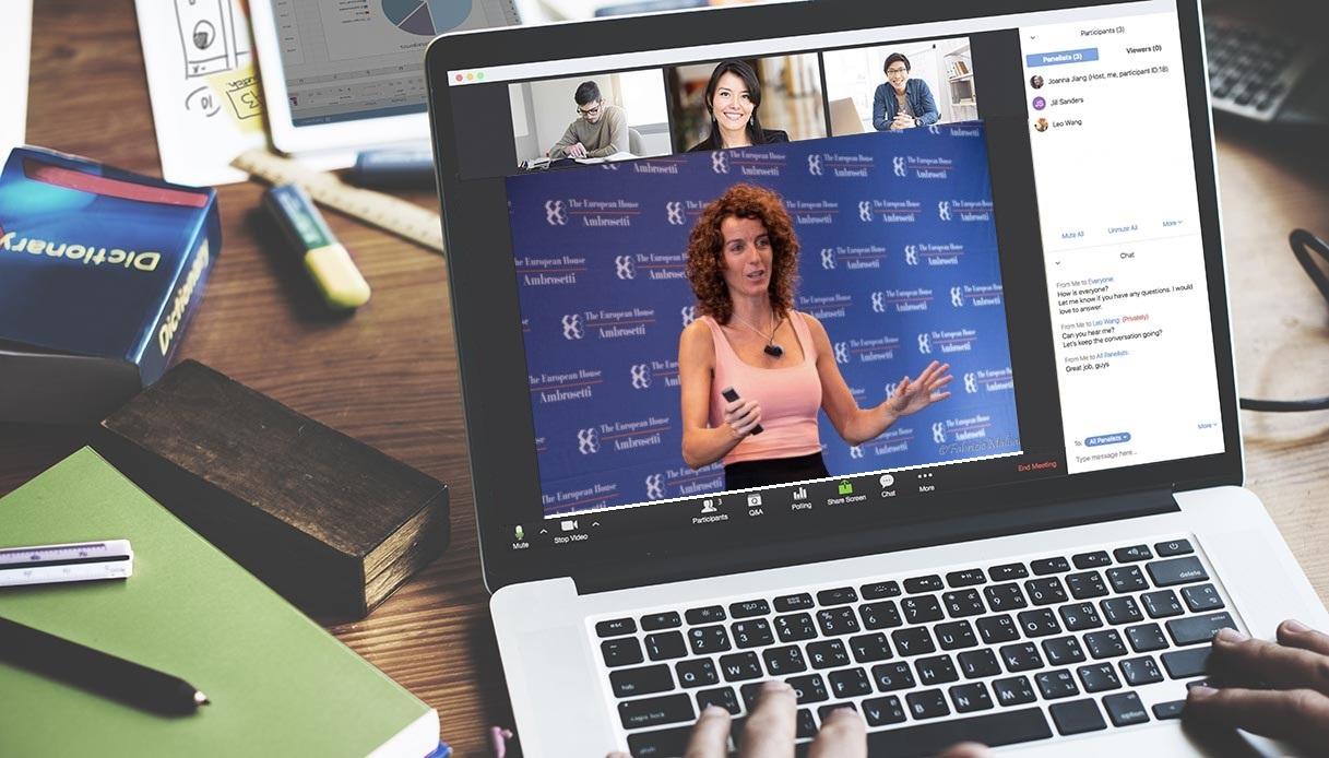 Paola Gianotti Webinar